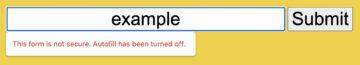formular upozorneni google chrome