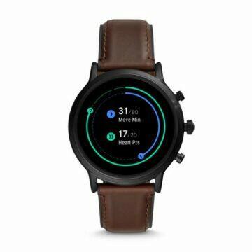 fossil nejhezčí chytré hodinky