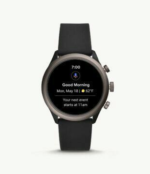 fossil sport watch vyplatí se