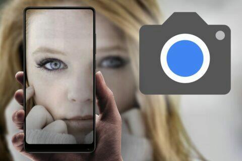 Fotoaparát Google ukládání portrétů