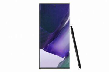 Galaxy Note 20 Ultra 5G černý