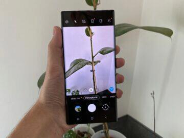 Galaxy Note 20 Ultra 5G dorazil do redakce