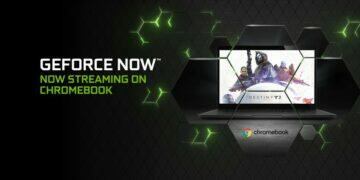 geforce now chromebook nvidia