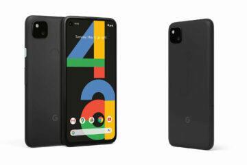 google pixel 4a oficiálně