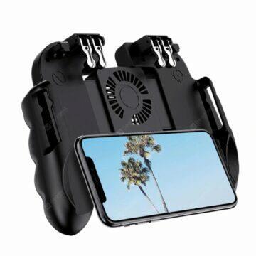 Herní držák mobilu s chlazením