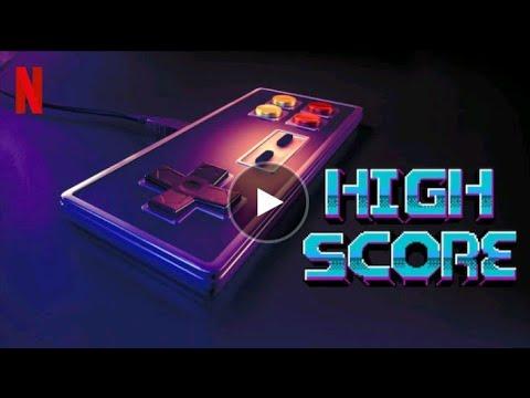 HIGH SCORE /Netflix (Official Trailer)