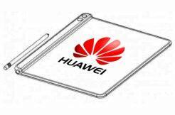 Huawei displej ohebný dovnitř