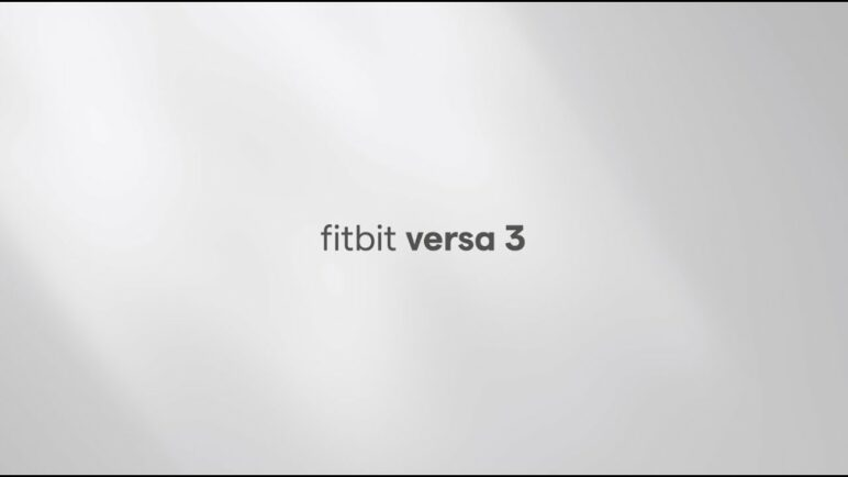 Introducing Fitbit Versa 3