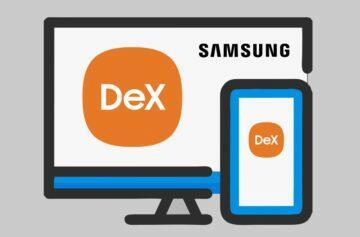 jak funguje systém Samsung DeX 2020