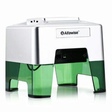 Laserová gravírovačka Alfawise C50 design