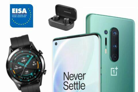 mobilní zařízení EISA 2020