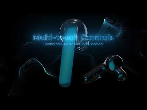 Mobvoi Earbuds Gesture - smart earbuds with TicMotion™ AI feature