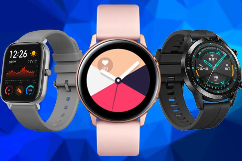 nejlepší hodinky smartwatch do 5 000 korun kč