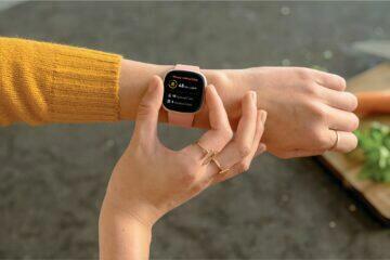 nové hodinky Fitbit 2020