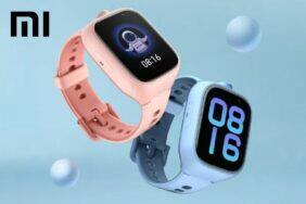 nové hodinky Xiaomi MiTu Kids Watch 4X
