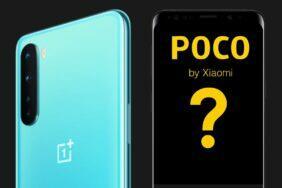 nový dostupný POCO telefon