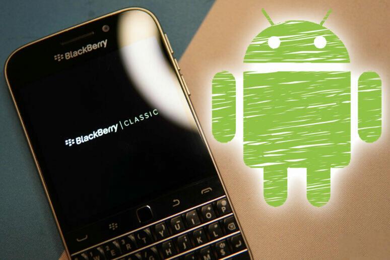 novy telefon blackberry v roce 2021