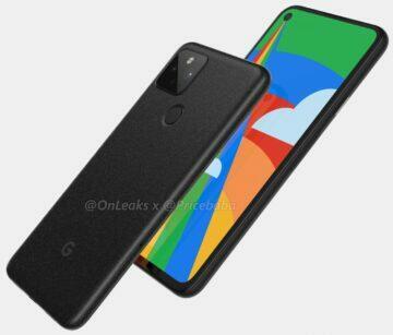 nový telefon google