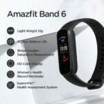 odhalený Huami Amazfit Band 6 přehled