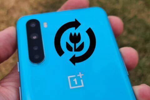 OnePlus Nord makro update