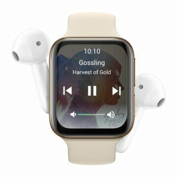 Oppo Watch hudba