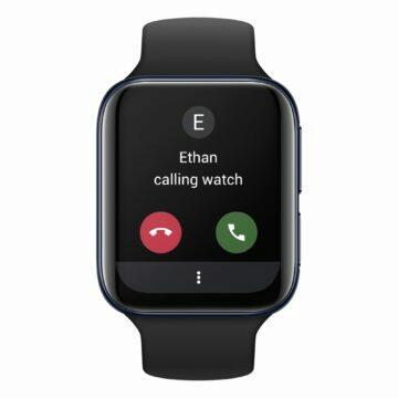 Oppo Watch telefonování