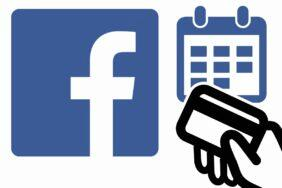 placené Facebook události