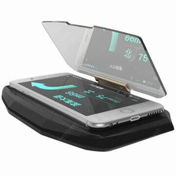 sluchátka JBL UA True Wireless Podložka pod mobil s odrazovým sklíčkem do auta