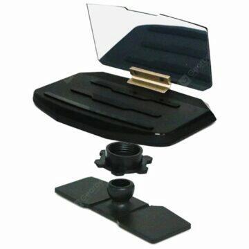 sluchátka JBL UA True Wireless Podložka pod mobil s odrazovým sklíčkem do auta konstrukce