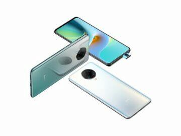 Redmi K30 Ultra představení barvy
