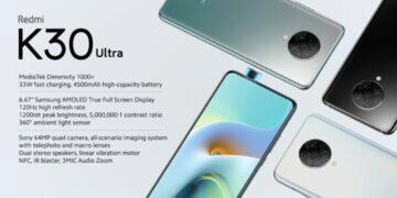 Redmi K30 Ultra specifikace