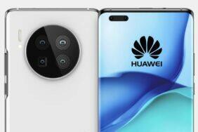 rendery Huawei Mate 40