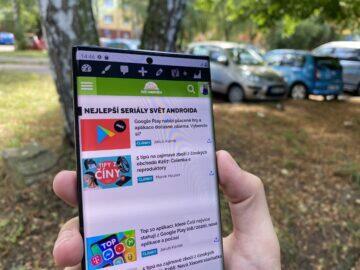 samsung galaxy note 20 ultra 5g recenze svět androida