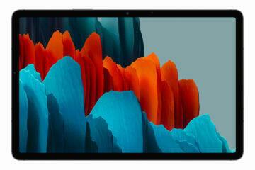 Samsung Galaxy Tab S7 Plus oficiálně