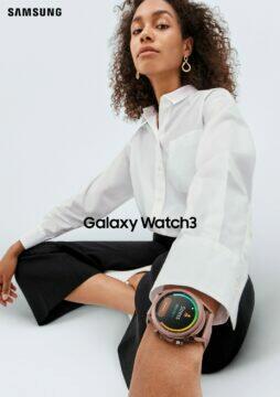 Samsung Galaxy Watch 3 dámské