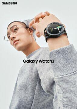 Samsung Galaxy Watch 3 pánské