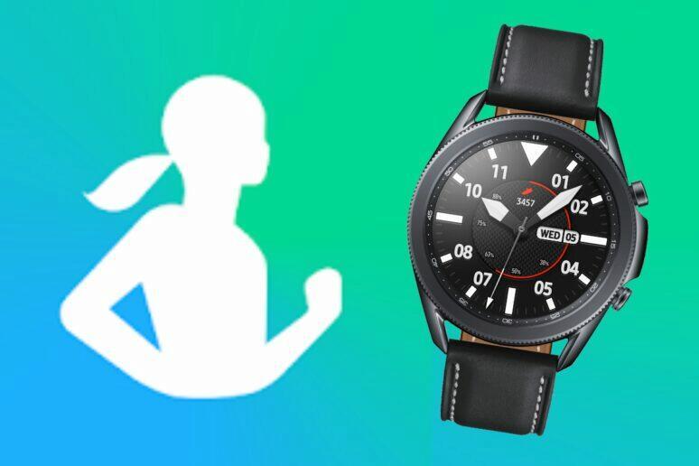 Samsung Health pozvánky k přátelství náhled