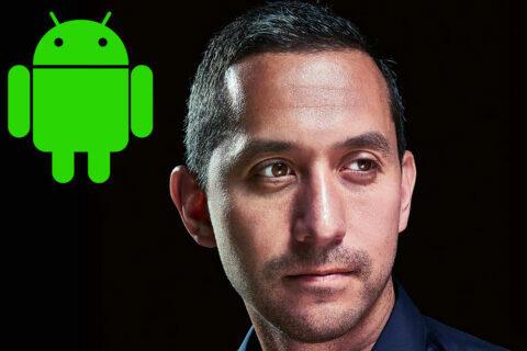 šéf androidu