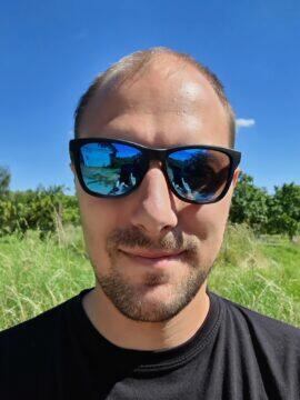 Fototest P40 Pro S20 Ultra selfie