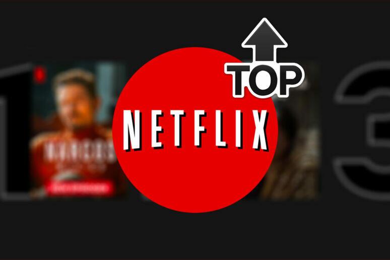 seznam nejsledovanějších Netflix seriálů