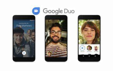 google duo aplikace