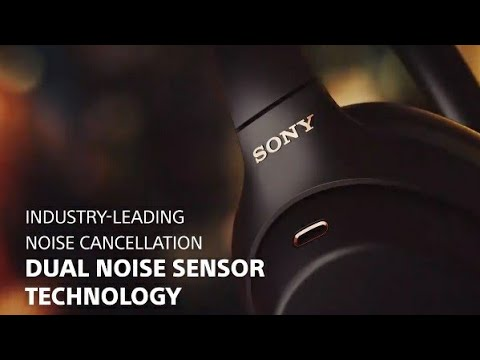 Sony WH-1000XM4 Official Promotional Video Leak