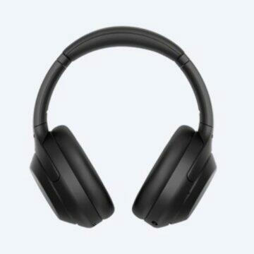 Specifikace Sony WH-1000XM4 černá