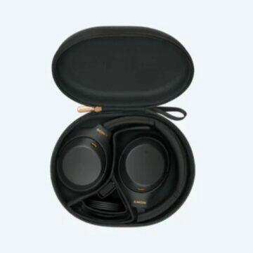 Specifikace Sony WH-1000XM4 černá obal
