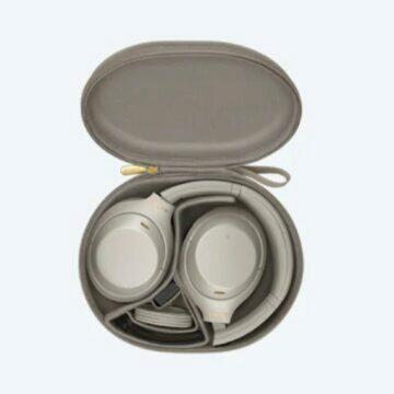 Specifikace Sony WH-1000XM4 stříbrná obal
