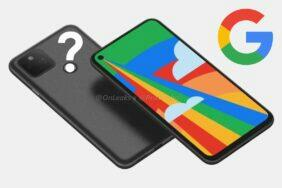spekulativní parametry Google Pixel 5