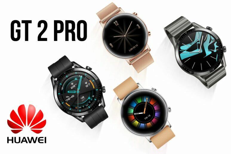 spekulativní specifikace Huawei Watch GT2 Pro