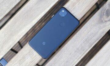 telefon s čistým androidem pixel 4a zahraničí