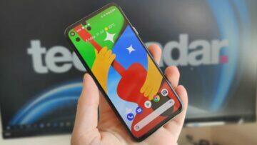 pixel 4a zahraničí telefon s dobrým poměrem cena výkon