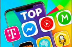 TOP 10 aplikací které Češi stahují (08/2020)